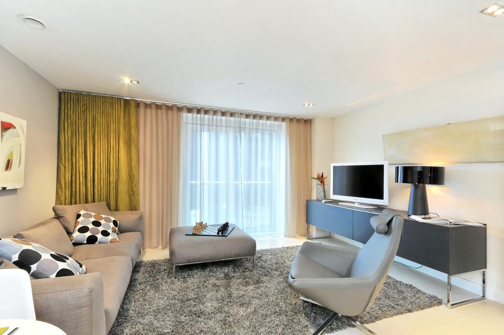 1 Bedroom Flat for rent in Bezier Apartments, City Road, Islington, London, EC1Y