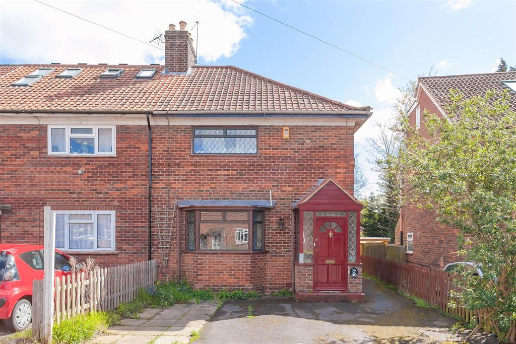 5 Bedrooms Semi Detached House for sale in Valentia Road, Headington, Oxford