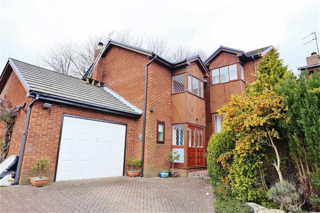 4 Bedrooms Detached House for sale in Woodland Rise, Doxford, Sunderland, SR3