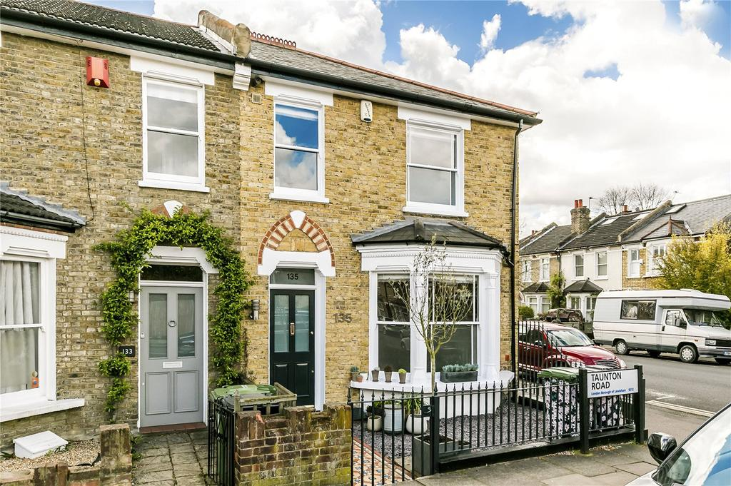 4 Bedrooms End Of Terrace House for sale in Taunton Road, London, SE12