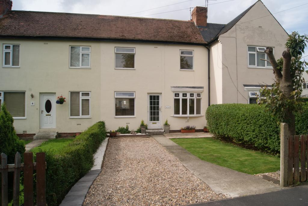 2 Bedrooms Terraced House for sale in Park View, Nettlesworth, Chester Le Street, DH2