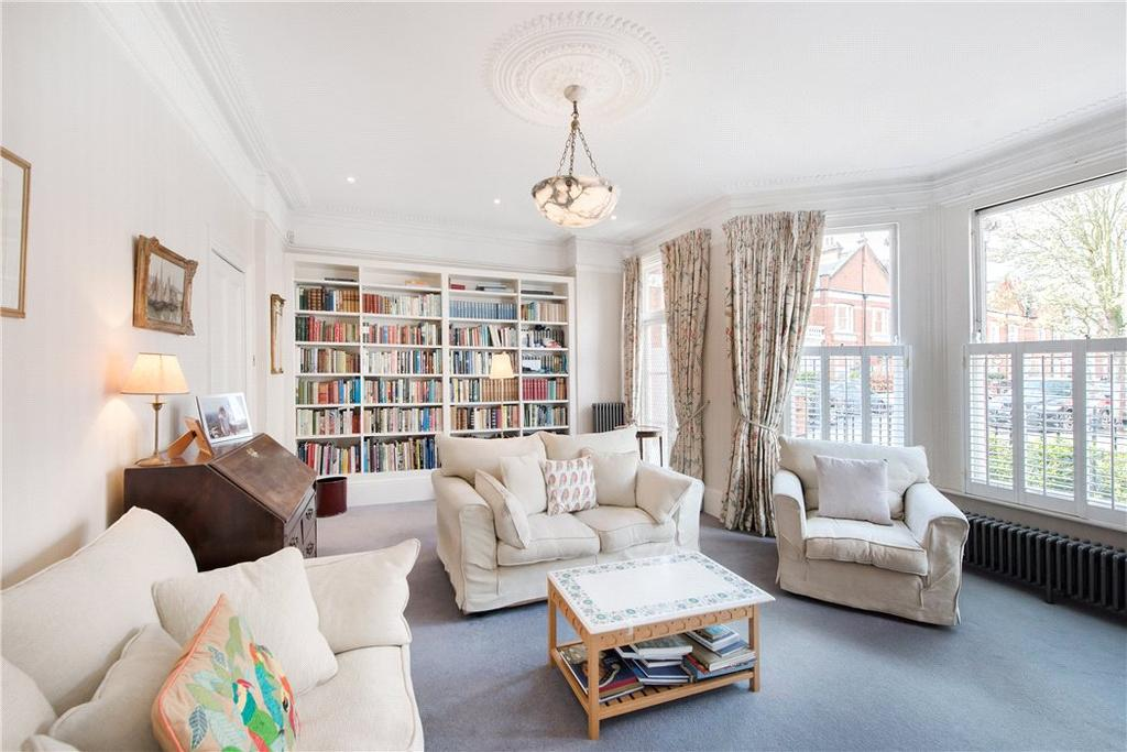 5 Bedrooms Terraced House for sale in Bowerdean Street, Fulham, London, SW6
