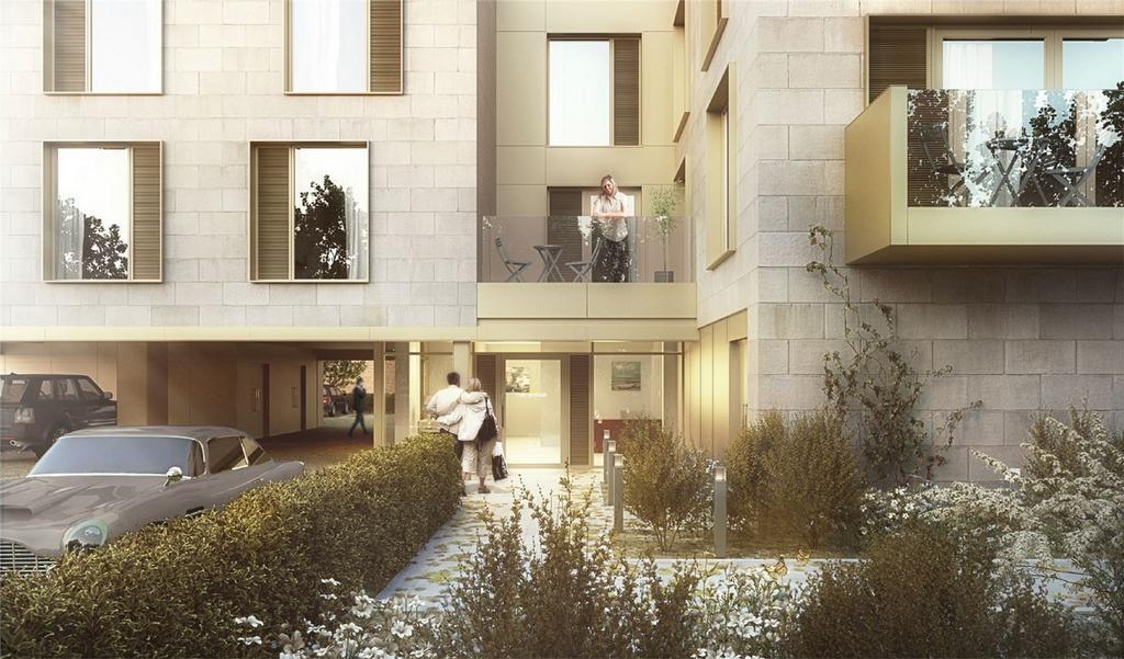 2 Bedrooms Flat for sale in Plot 7, FARNHAM, Surrey