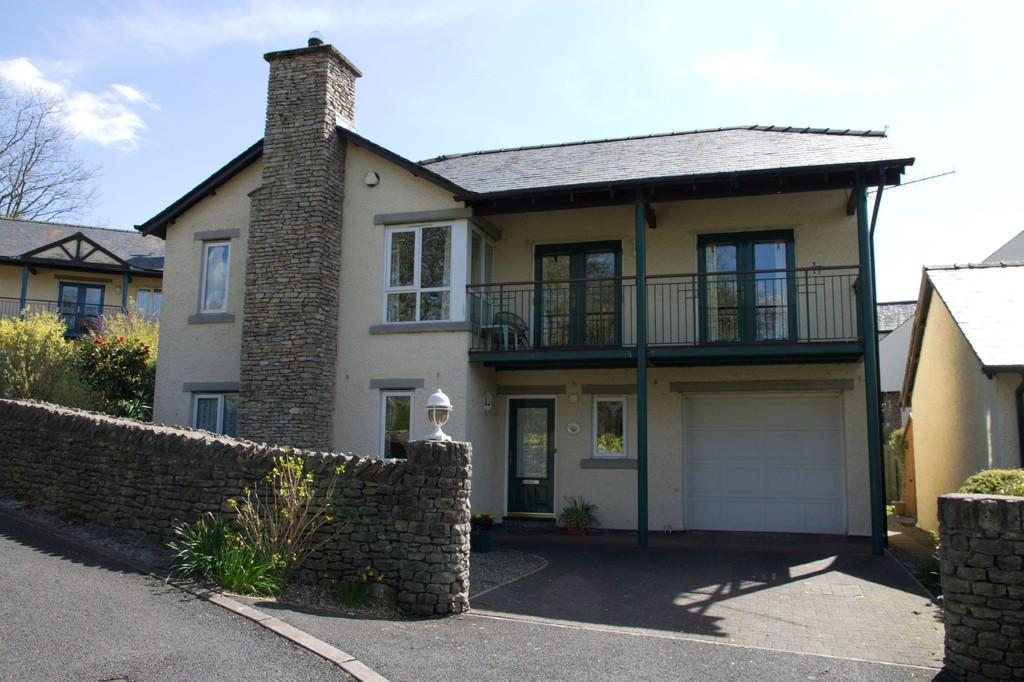 3 Bedrooms Detached House for sale in Dalegarth, 4 Whitbarrow Grove, Levens, Kendal, Cumbria, LA8 8LT