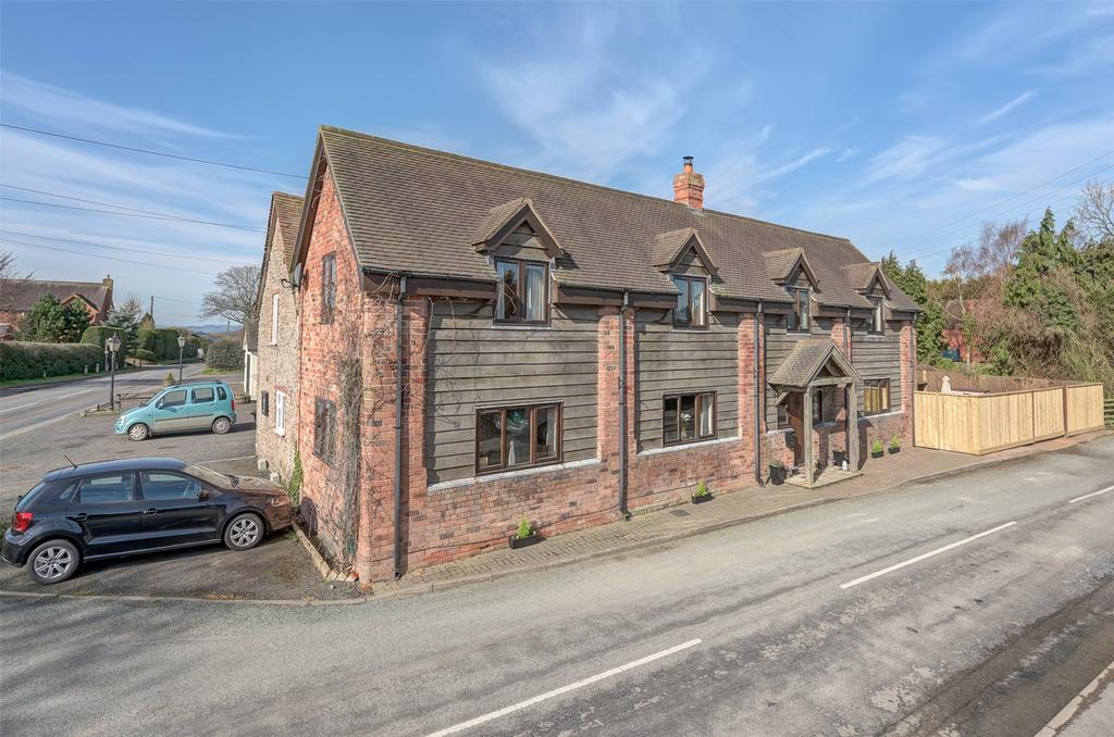 3 Bedrooms Barn Conversion Character Property for sale in Longville, Much Wenlock, Shropshire
