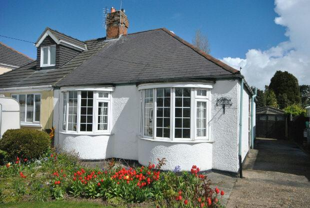 2 Bedrooms Semi Detached Bungalow for sale in Louth Road, Scartho, GRIMSBY