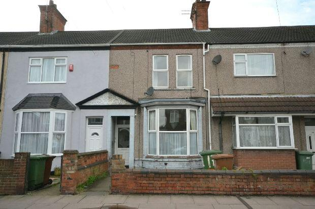4 Bedrooms Flat for sale in Park Street, GRIMSBY