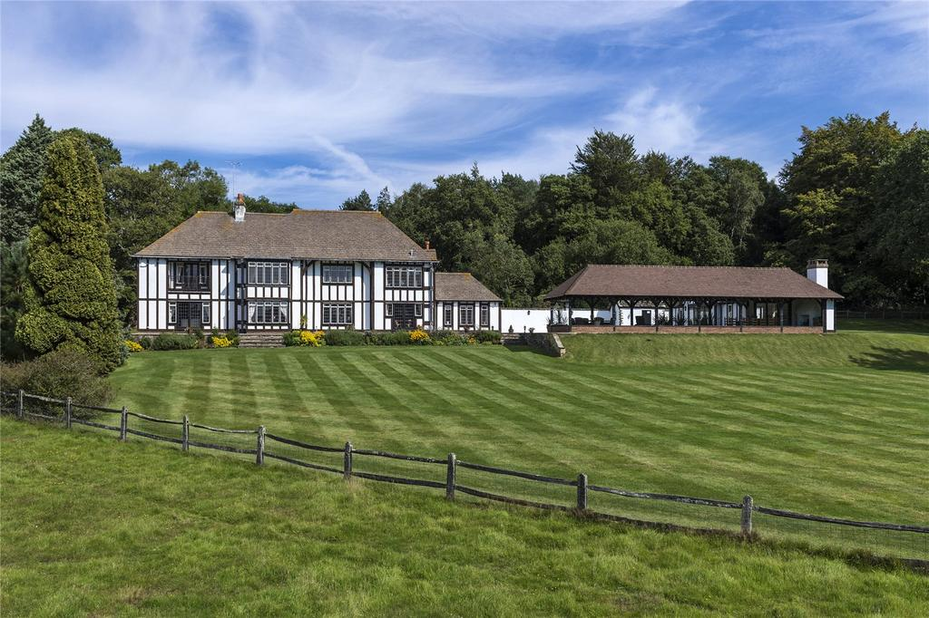 6 Bedrooms Detached House for sale in Merrywood Lane, Thakeham, Pulborough, West Sussex