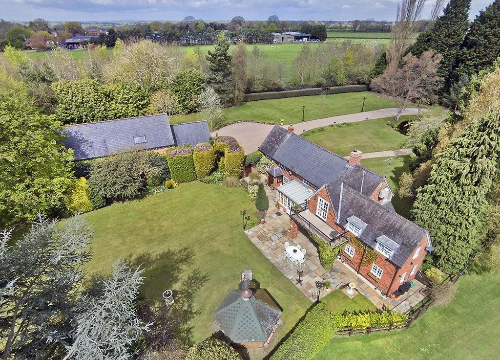 3 Bedrooms Cottage House for sale in Croft Lane , Little Shrewley