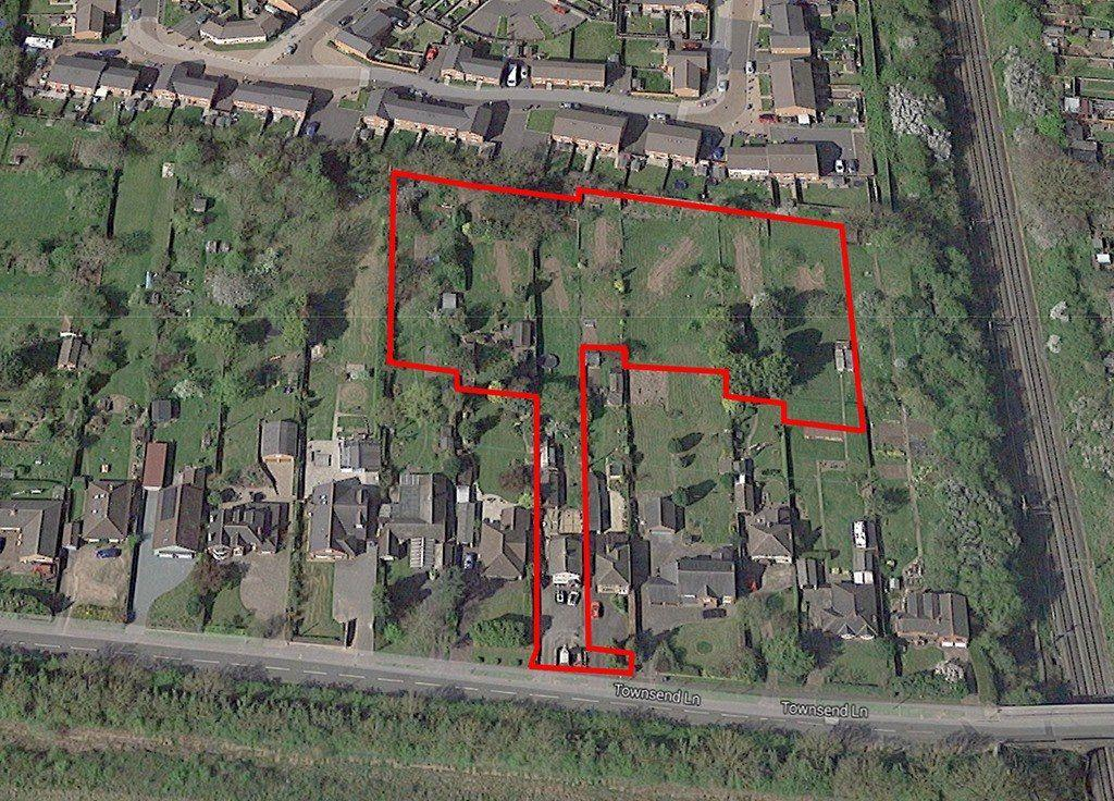 Land Commercial for sale in Townsend Lane, Long Lawford
