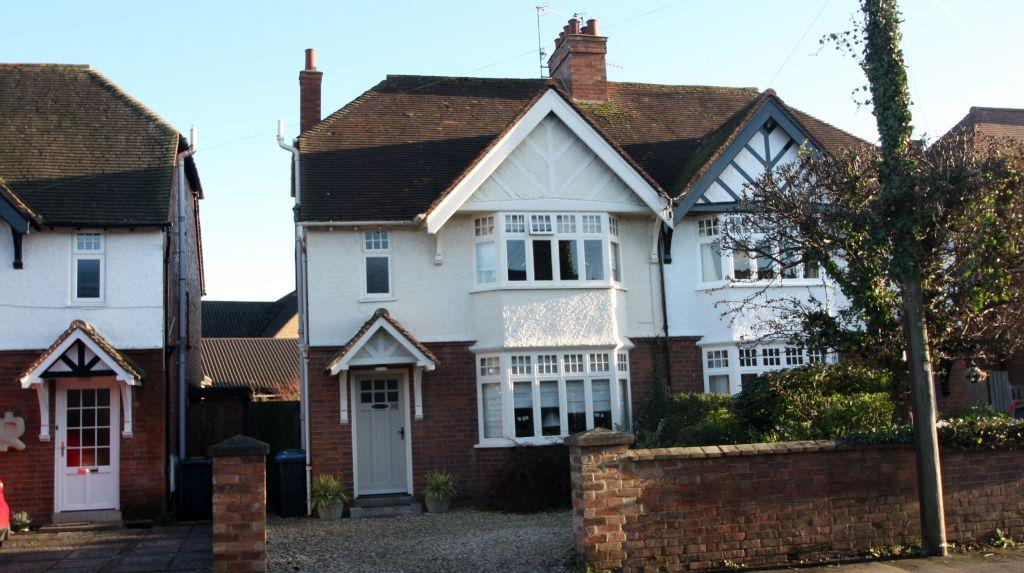3 Bedrooms Semi Detached House for sale in College Street, Stratford Upon Avon