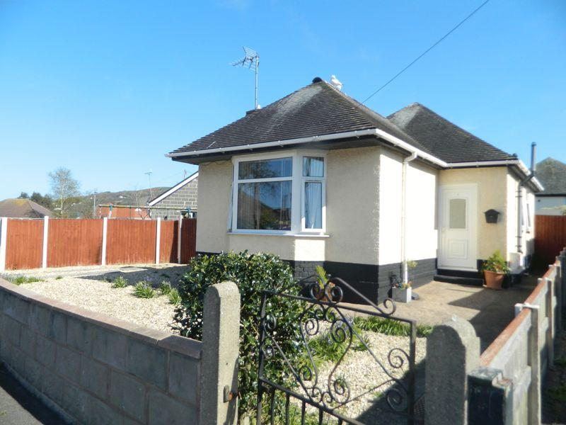 2 Bedrooms Detached Bungalow for sale in St. Margarets Avenue, Prestatyn