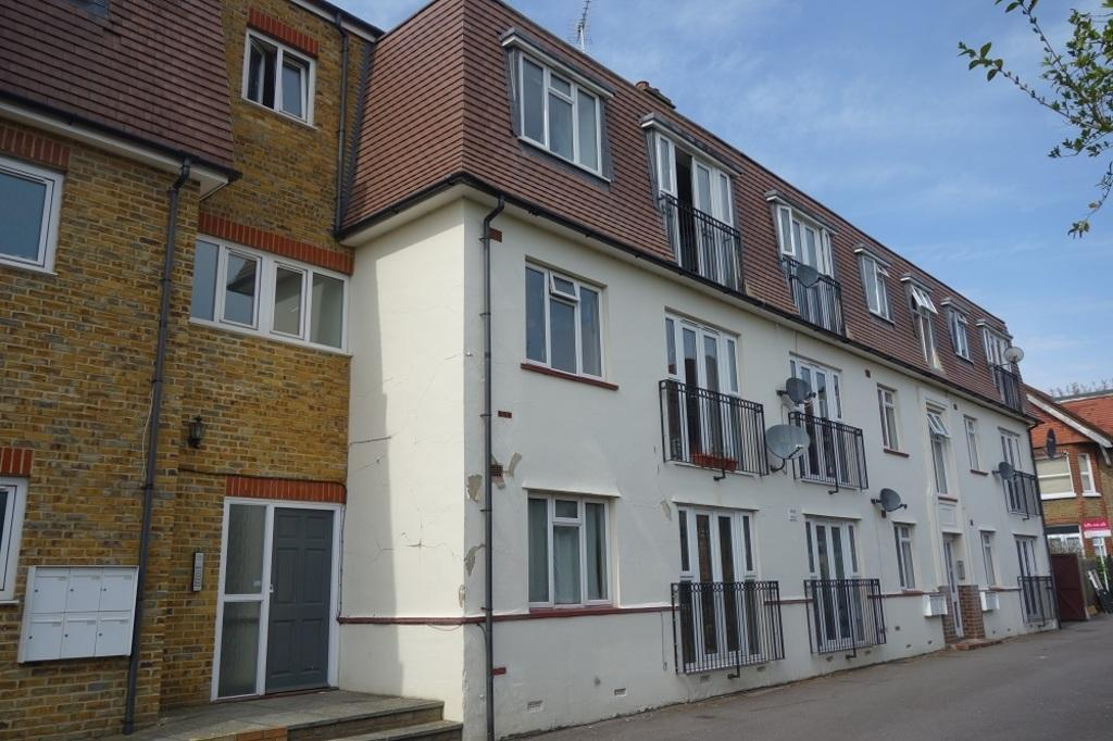 2 Bedrooms Block Of Apartments Flat for sale in Boundary Close