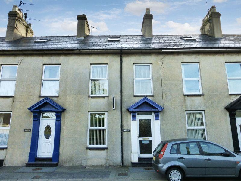 4 Bedrooms Terraced House for sale in Y Ffor