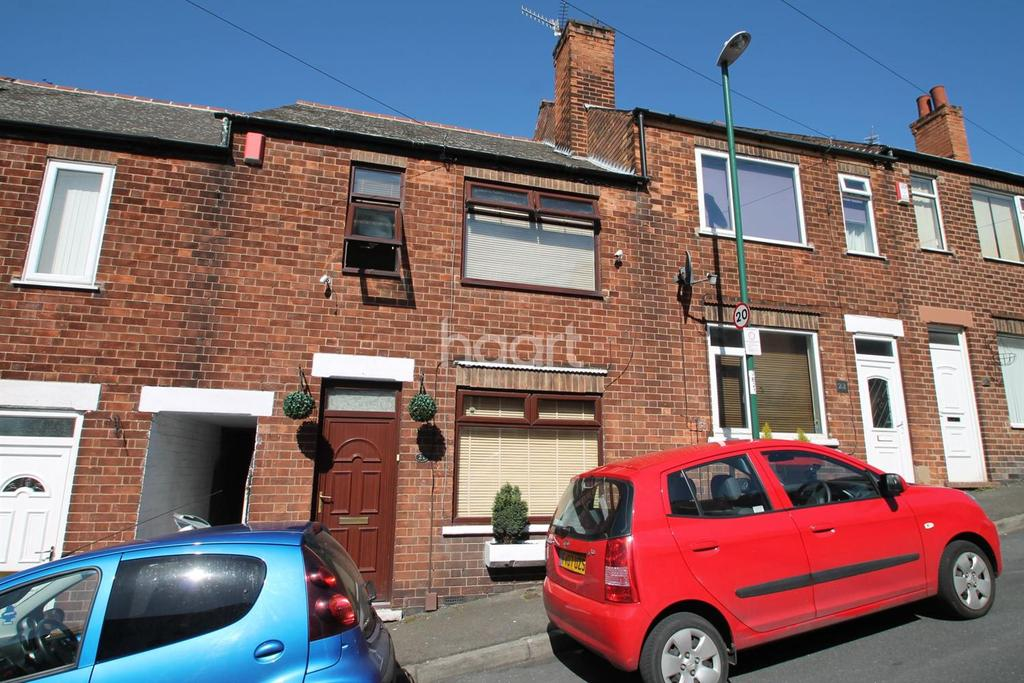 2 Bedrooms Terraced House for sale in Ball Street, Thorneywood, Nottingham