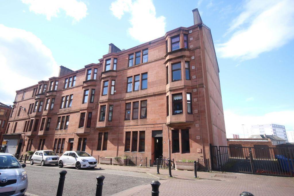 1 Bedroom Flat for sale in 2/2, 100, Stratford Street, Glasgow, G20 8SF