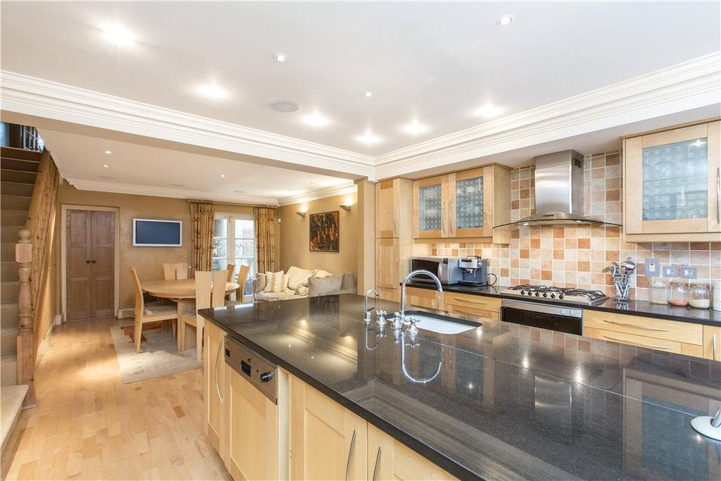 3 Bedrooms Terraced House for sale in Bramerton Street, Chelsea, London, SW3