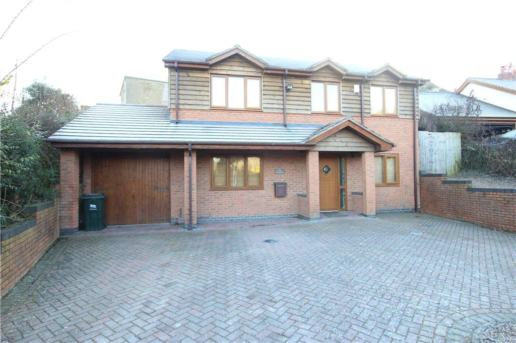 4 Bedrooms Detached House for sale in Longley Green, Suckley, Worcester, Worcestershire, WR6