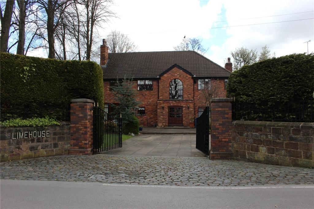 4 Bedrooms Detached House for sale in South Drive, Sandfield Park, Liverpool, Merseyside, L12