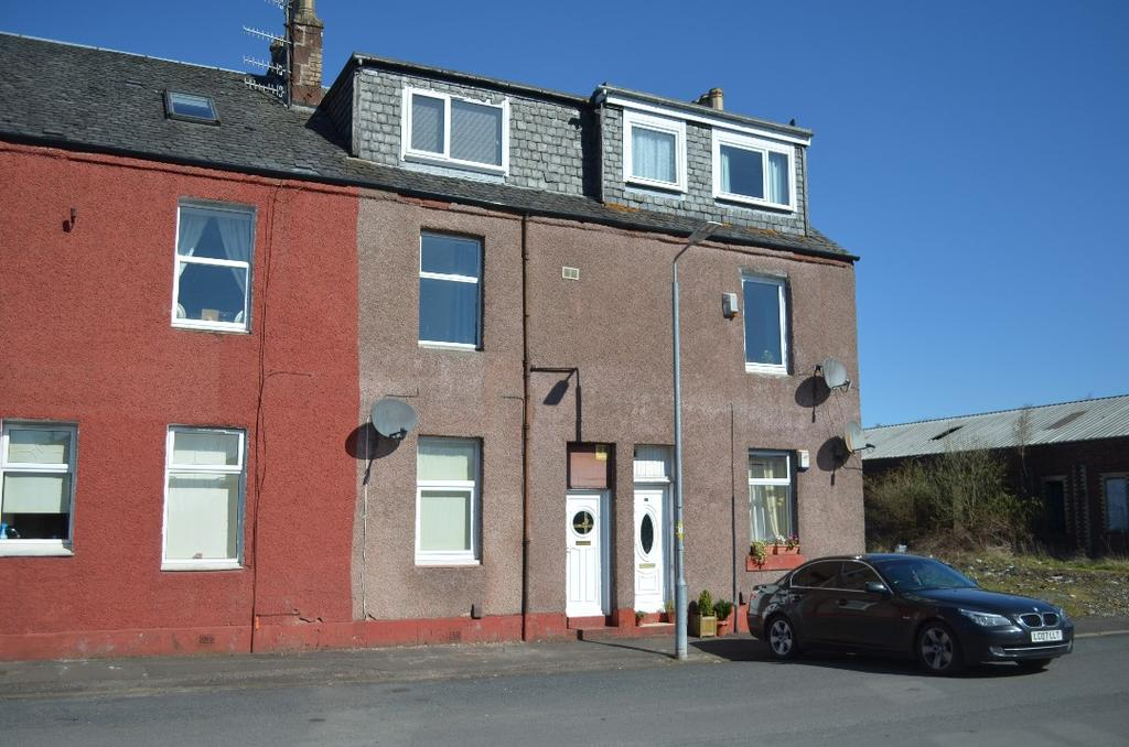 2 Bedrooms Flat for sale in Wilson Street, Alexandria, West Dunbartonshire, G83 0EE