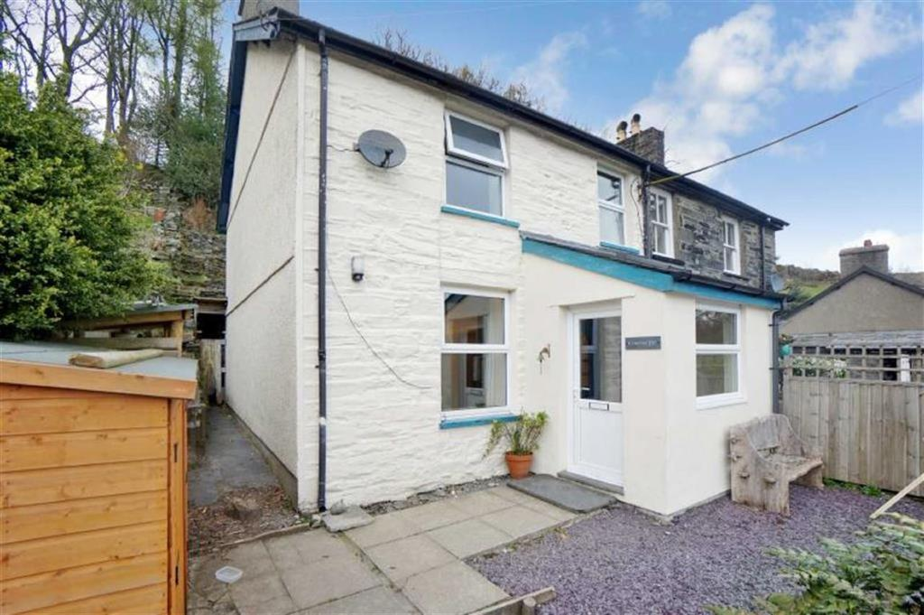 2 Bedrooms Semi Detached House for sale in Dolwyddelan, Betws Y Coed