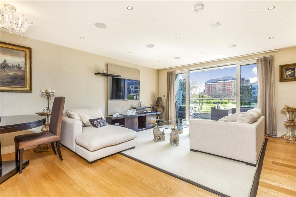 3 Bedrooms Flat for sale in Banyan House, Imperial Wharf, Lensbury Avenue, London, SW6