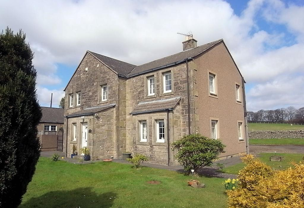 5 Bedrooms Detached House for sale in Underburnmouth, Newcastleton TD9