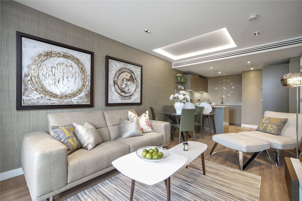 2 Bedrooms House for sale in Satin House, Goodmans Fields, Piazza Walk, London, E1