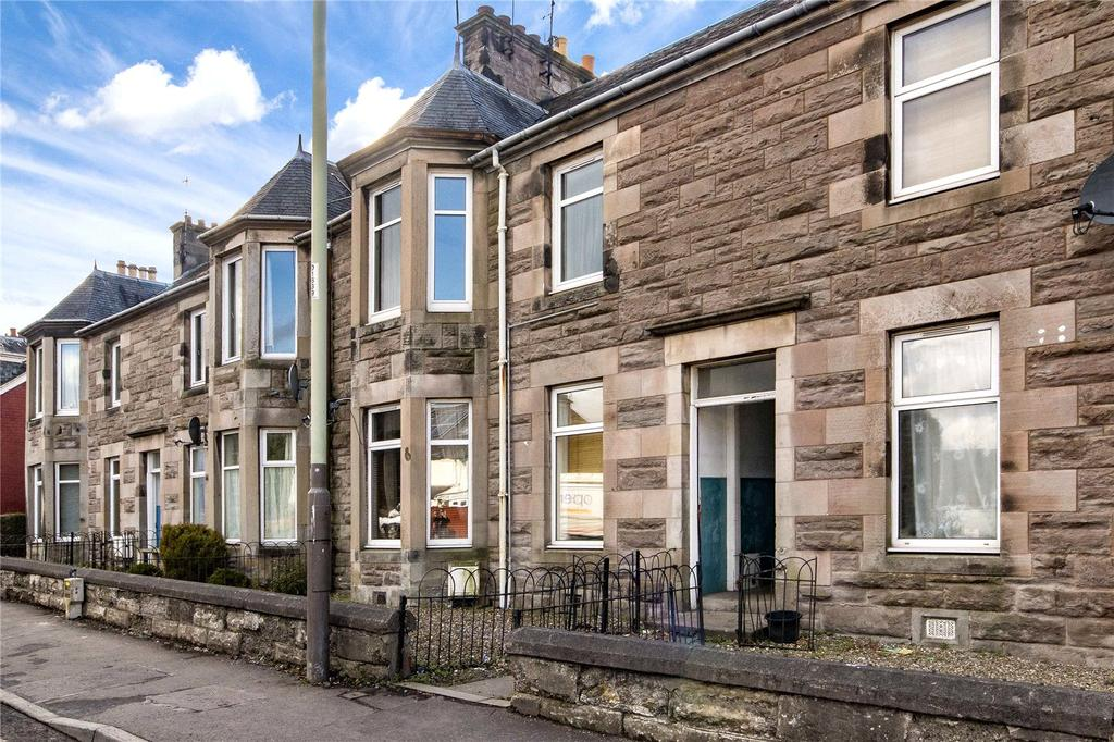 2 Bedrooms Flat for sale in 3d Unity Terrace, Perth, PH1