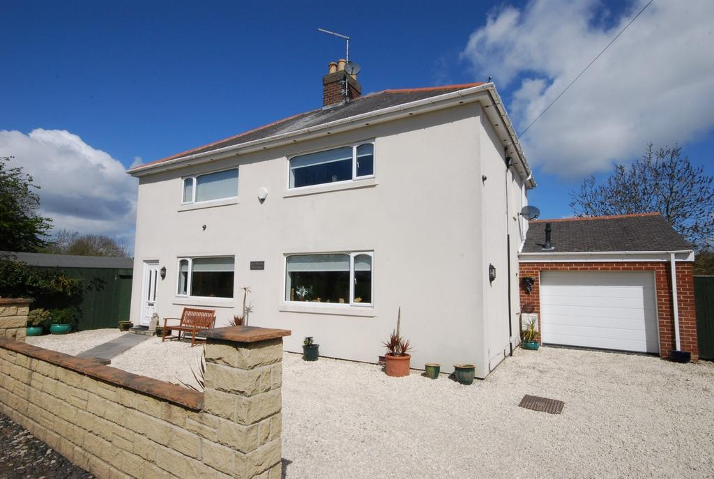 4 Bedrooms Detached House for sale in East Wideopen Farm Cottage, Wideopen