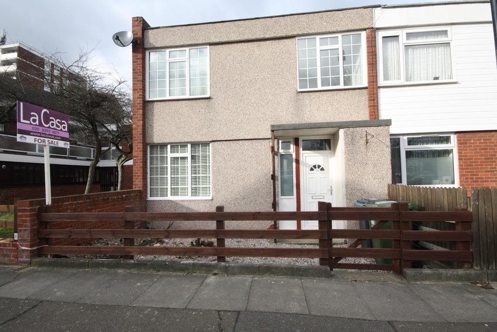 2 Bedrooms End Of Terrace House for sale in Aldersgrove Avenue, Mottingham, London, SE9