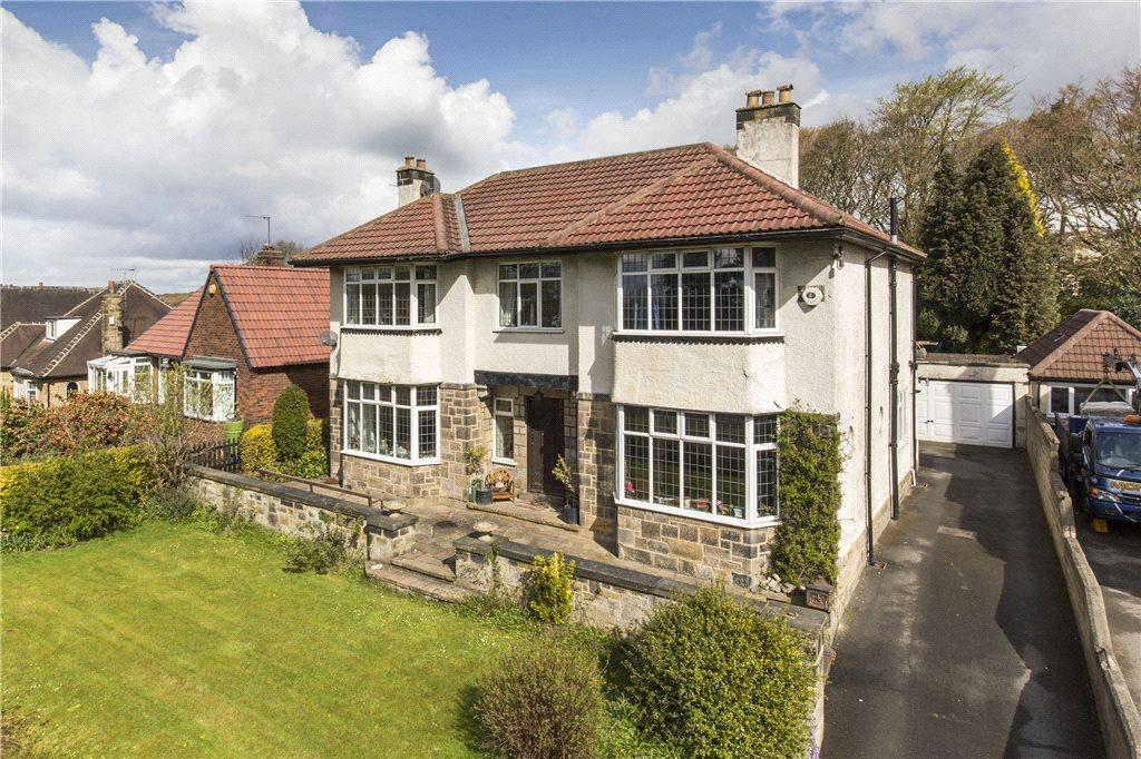4 Bedrooms Detached House for sale in Ring Road, West Park, Leeds, West Yorkshire