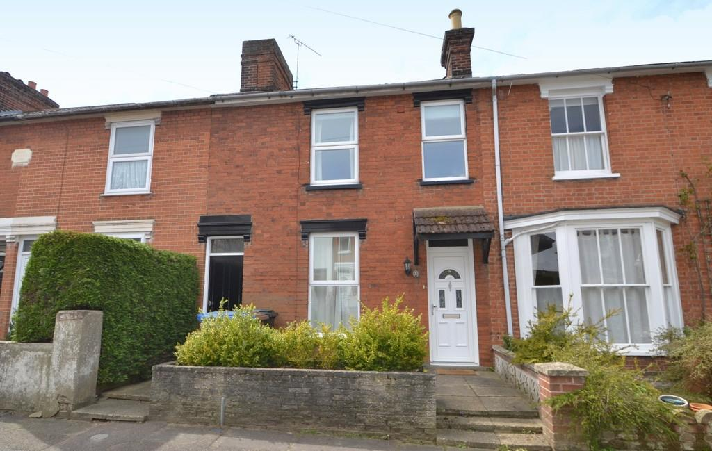 3 Bedrooms Terraced House for sale in North Hill Road, Ipswich, Suffolk