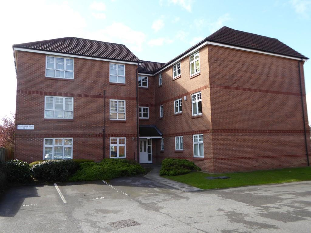 2 Bedrooms Ground Flat for sale in Mill Chase Road, Alverthorpe