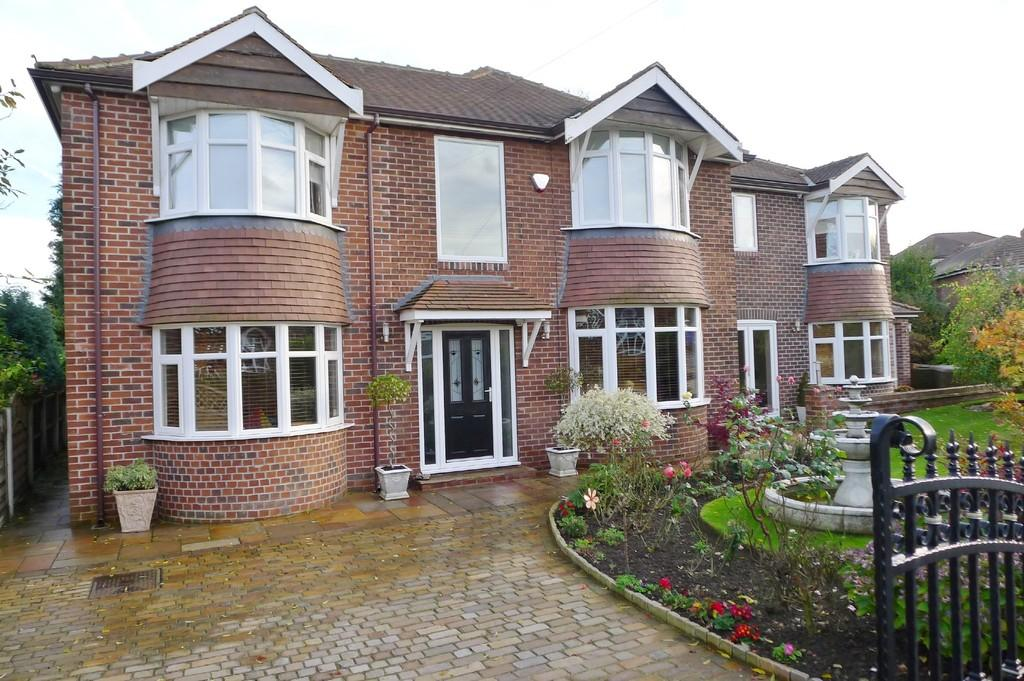 5 Bedrooms Detached House for sale in Lovaine Grove, Sandal