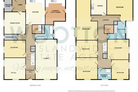 7 bedroom detached house for sale - Grange Road, Shanklin