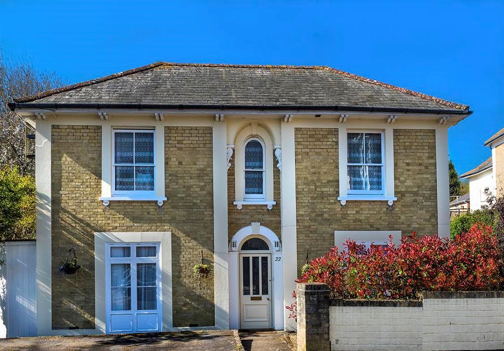 7 Bedrooms Detached House for sale in Grange Road, Shanklin