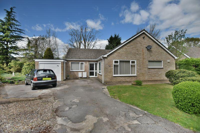 4 Bedrooms Detached Bungalow for sale in Dene Close, Skellingthorpe, Lincoln