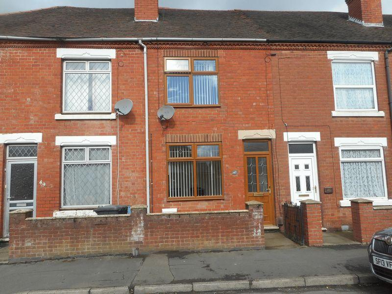 3 Bedrooms Terraced House for sale in Cross Street, Nuneaton