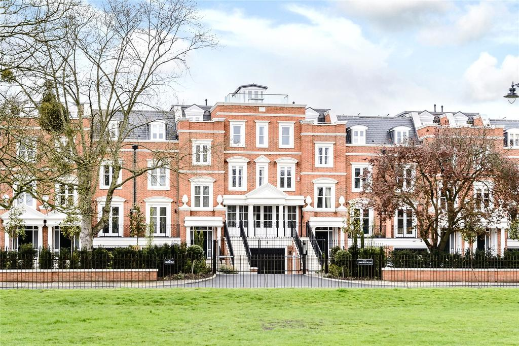 5 Bedrooms Terraced House for sale in Long Walk Villas, 76A Kings Road, Windsor, Berkshire, SL4