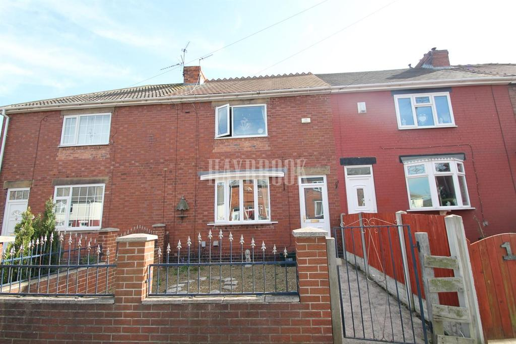 3 Bedrooms Terraced House for sale in Addison Road, Mexborough