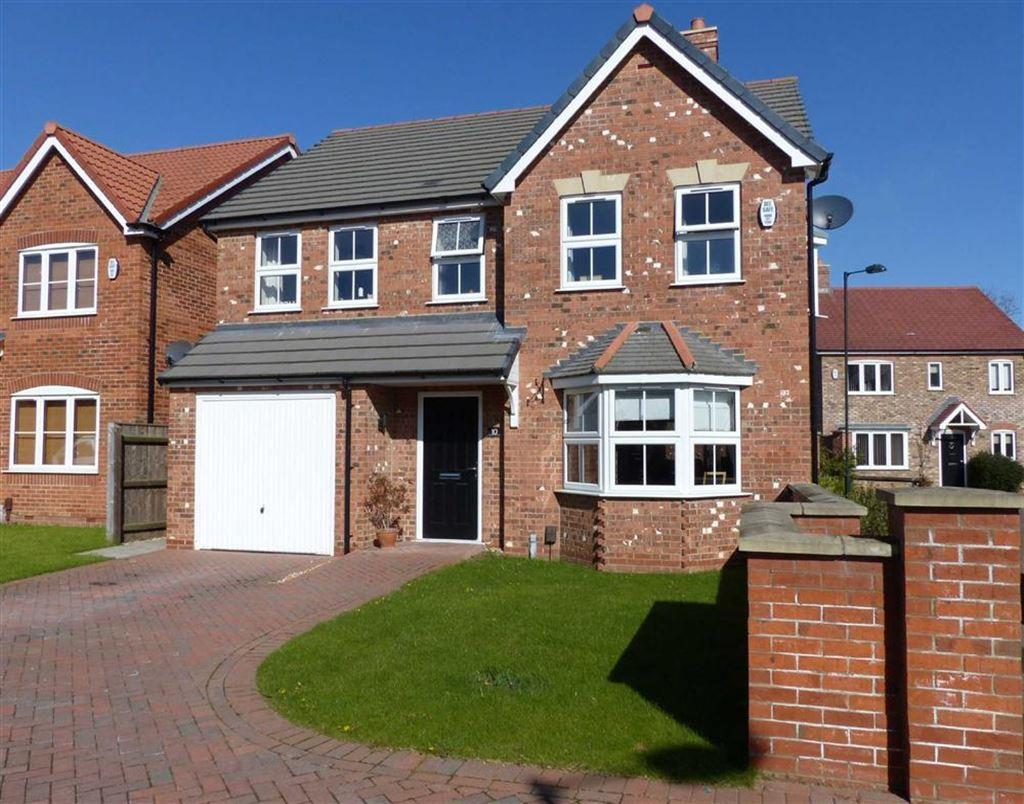 4 Bedrooms House for sale in Horseshoe Close, Scartho, North East Lincolnshire