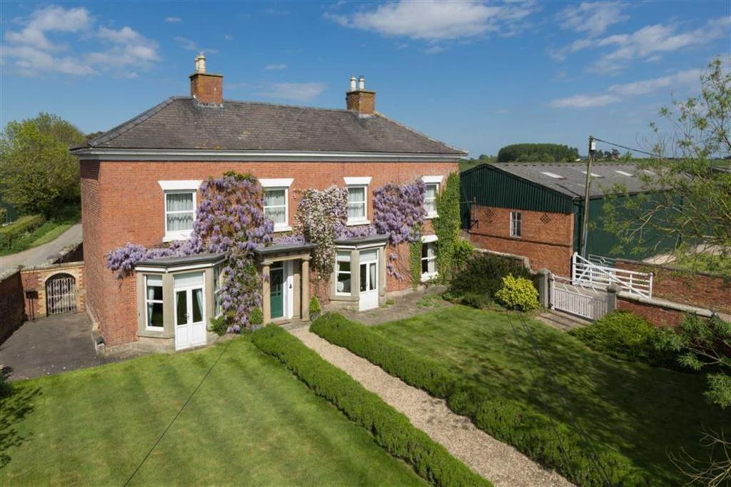 6 Bedrooms Country House Character Property for sale in Woolston, Oswestry, SY10