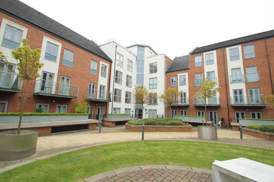 2 Bedrooms Apartment Flat for rent in CORDWAINERS COURT, BLACK HORSE LANE, YORK, YO1 7NE