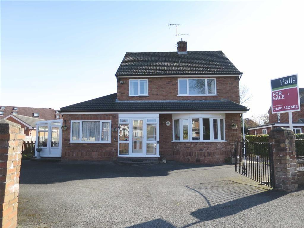 3 Bedrooms Detached House for sale in Sycamore Crescent, Ellesmere, SY12
