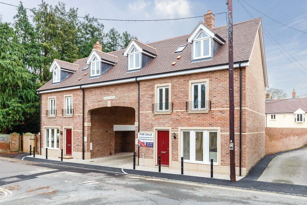 3 Bedrooms Semi Detached House for sale in River Street, Pewsey, Wiltshire, SN9