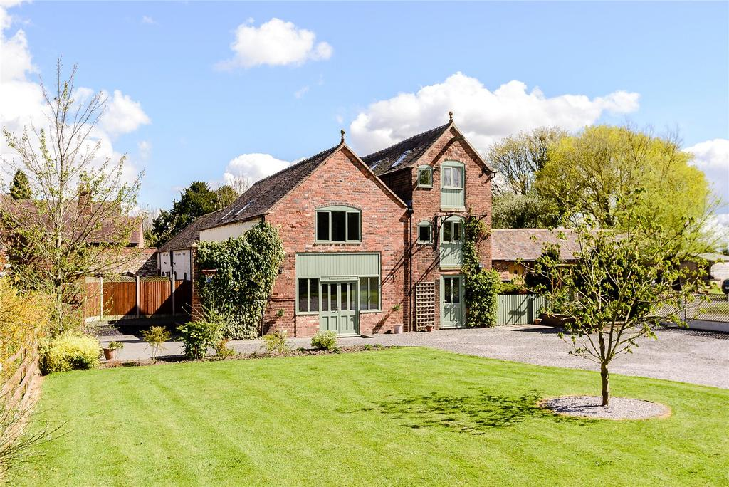 6 Bedrooms Detached House for sale in Middle Wyke, The Wyke, Shifnal, Shropshire