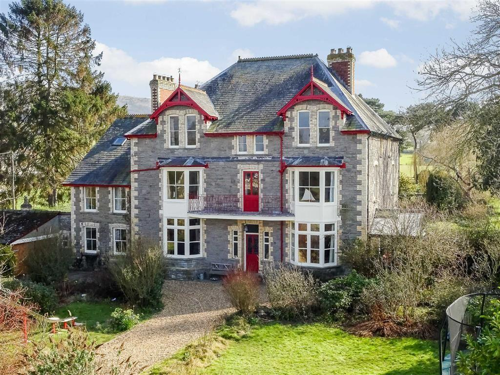5 Bedrooms Unique Property for sale in Hardwicke Road, Cusop, Hay On Wye, Herefordshire