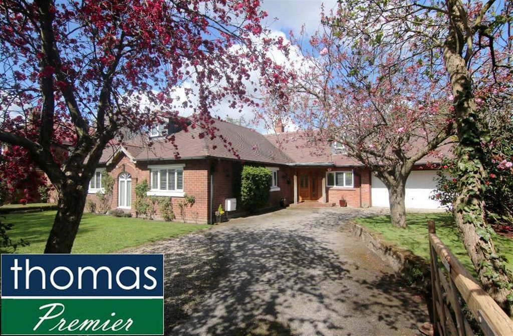 5 Bedrooms Detached House for sale in Eggbridge Lane, Waverton, Waverton
