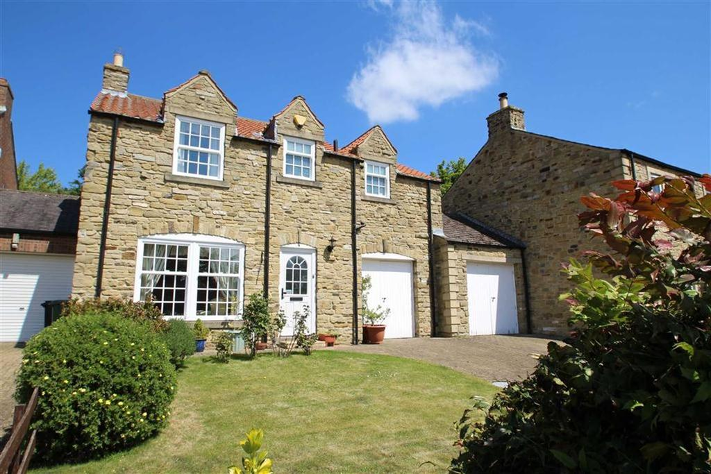 4 Bedrooms Link Detached House for sale in Manor Green, Patrick Brompton, Bedale